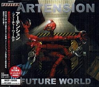 Artension - Future World