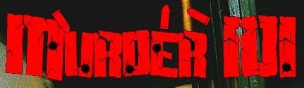 Murder 101 - Logo