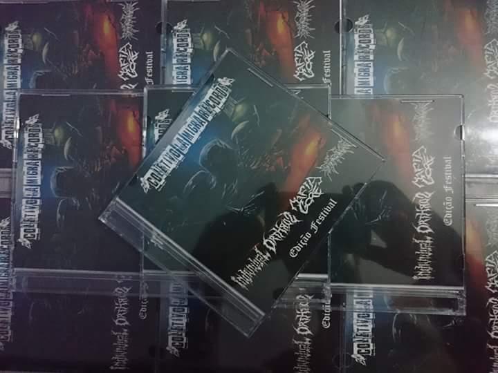 Khatryna / Mafia Gore / Orthros / Individual - Coletivo La Migra Records