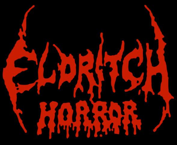 Eldritch Horror - Logo