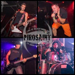 Pirosaint - Live at Blackthorn 51