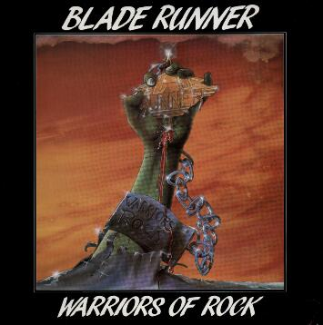 Image result for blade runner metallum
