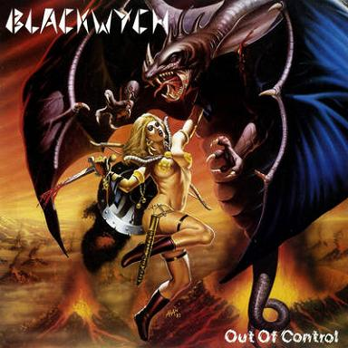 Blackwych - Out of Control