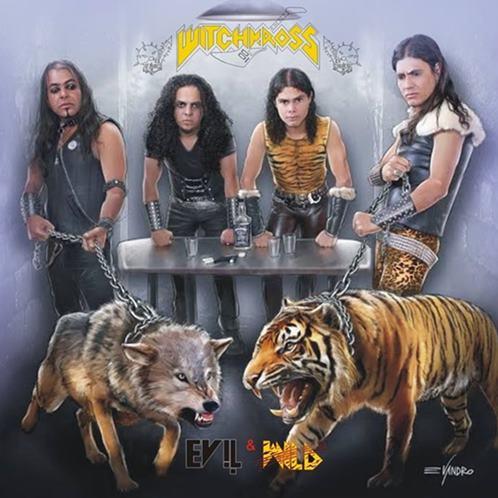 Witchkross - Evil & Wild