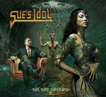 Sue's Idol - Six Sick Senses