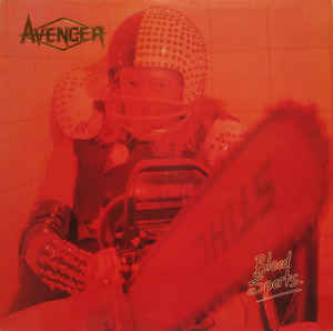 Avenger - Blood Sports