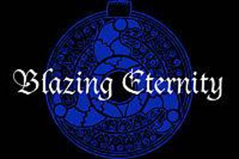 Blazing Eternity - Logo