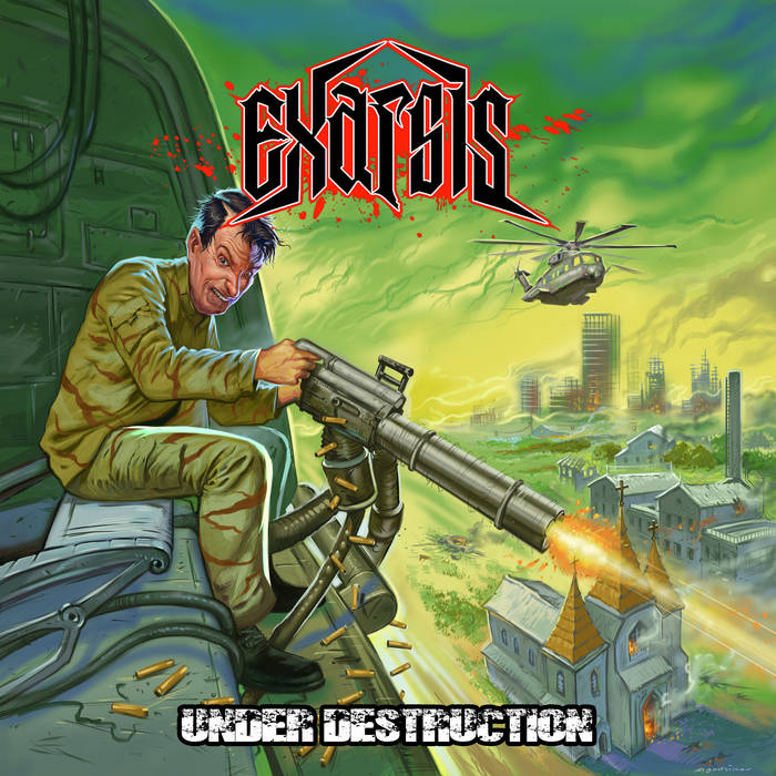 Exarsis - Under Destruction