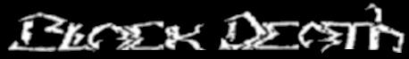 Black Death - Logo