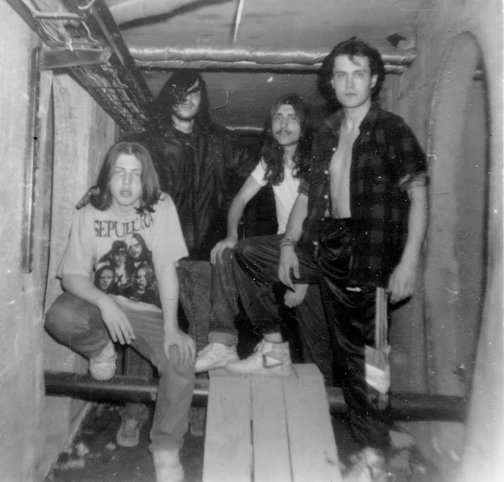 Black Death - Photo