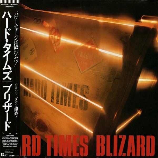 Blizard - Hard Times