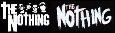 The Nothing - Logo