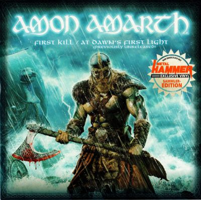 Amon Amarth - First Kill / At Dawn's First Light