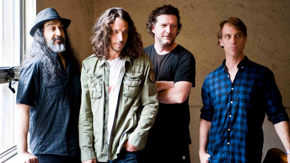 Soundgarden - Photo