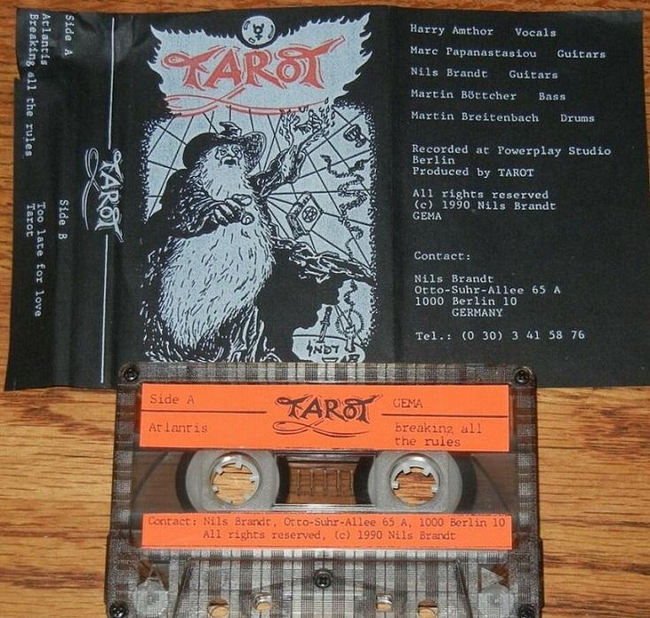 Tarot - Demo '90
