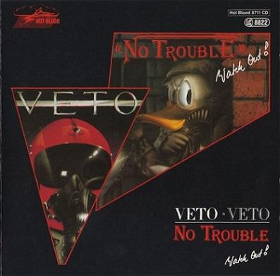 Veto / No Trouble - Veto / Watch Out!