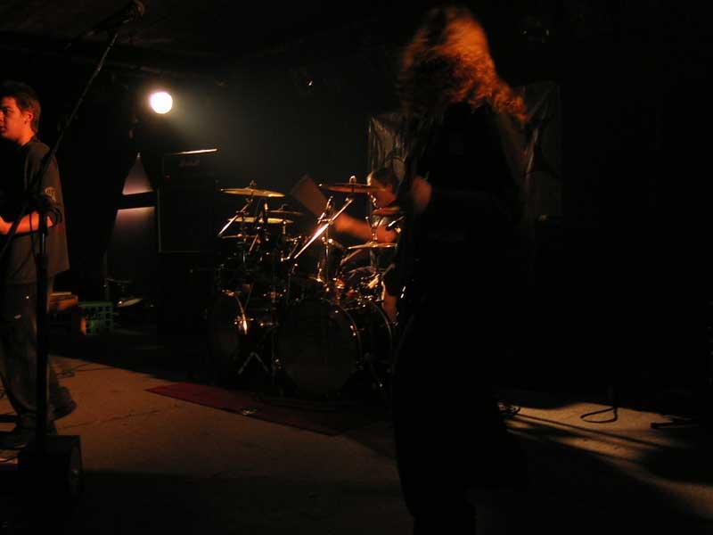 Abrasion - Photo