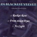 In Blackest Velvet - 3 Song Demo'ntrackstration