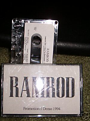 Ramrod - Promotional Demo 1994