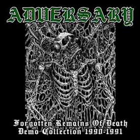 Adversary - Forgotten Remains Of Death