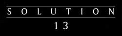 Solution 13 - Logo