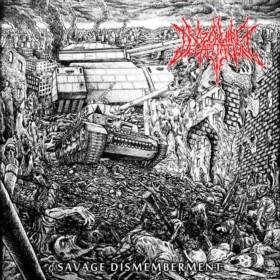 Razorwire Decapitation - Savage Dismemberment