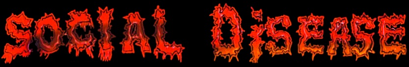 Social Disease - Logo