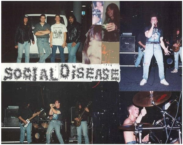 Social Disease - Photo