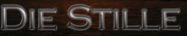 Die Stille - Logo
