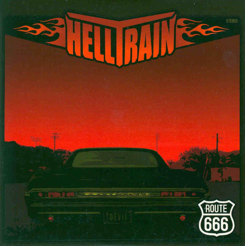 Helltrain - Route 666