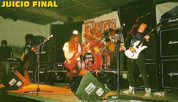 Juicio Final - Photo