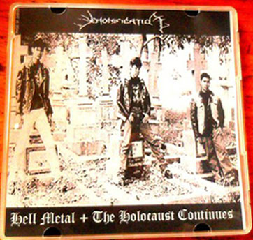 Demonification - Hell Metal + The Holocaust Continues