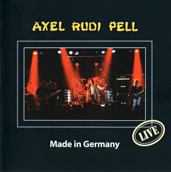 Axel Rudi Pell - Made in Germany