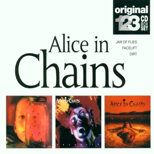 Alice in Chains - Jar of Flies / Facelift / Dirt