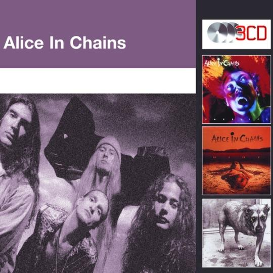 Alice in Chains - Facelift / Dirt / Alice in Chains