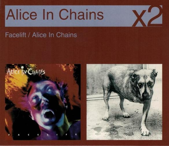 Alice in Chains - Facelift / Alice in Chains