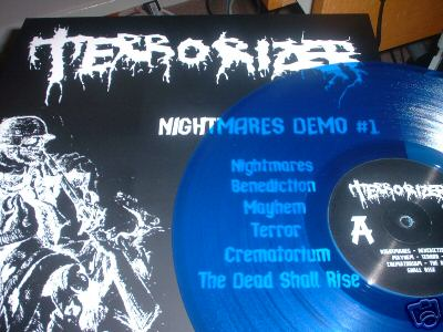 Terrorizer / Azagthoth - Nightmares / Shredded Flesh