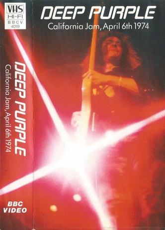 Deep Purple - California Jam, April 6th 1974