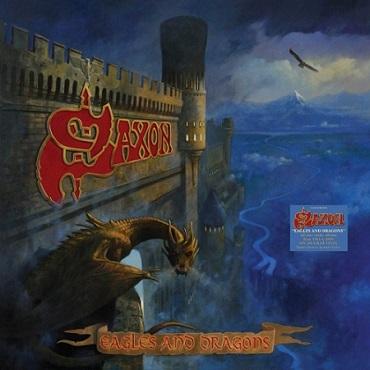 Saxon - Eagles and Dragons