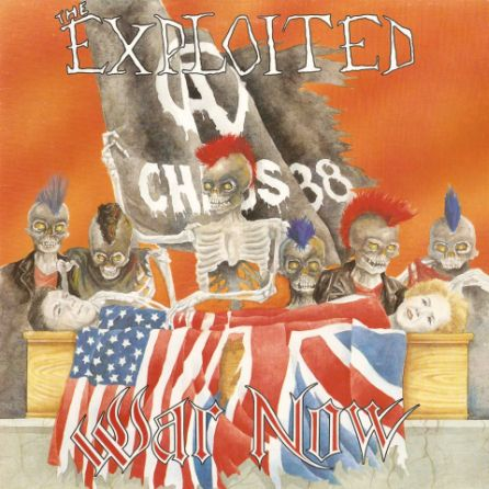 The Exploited - War Now