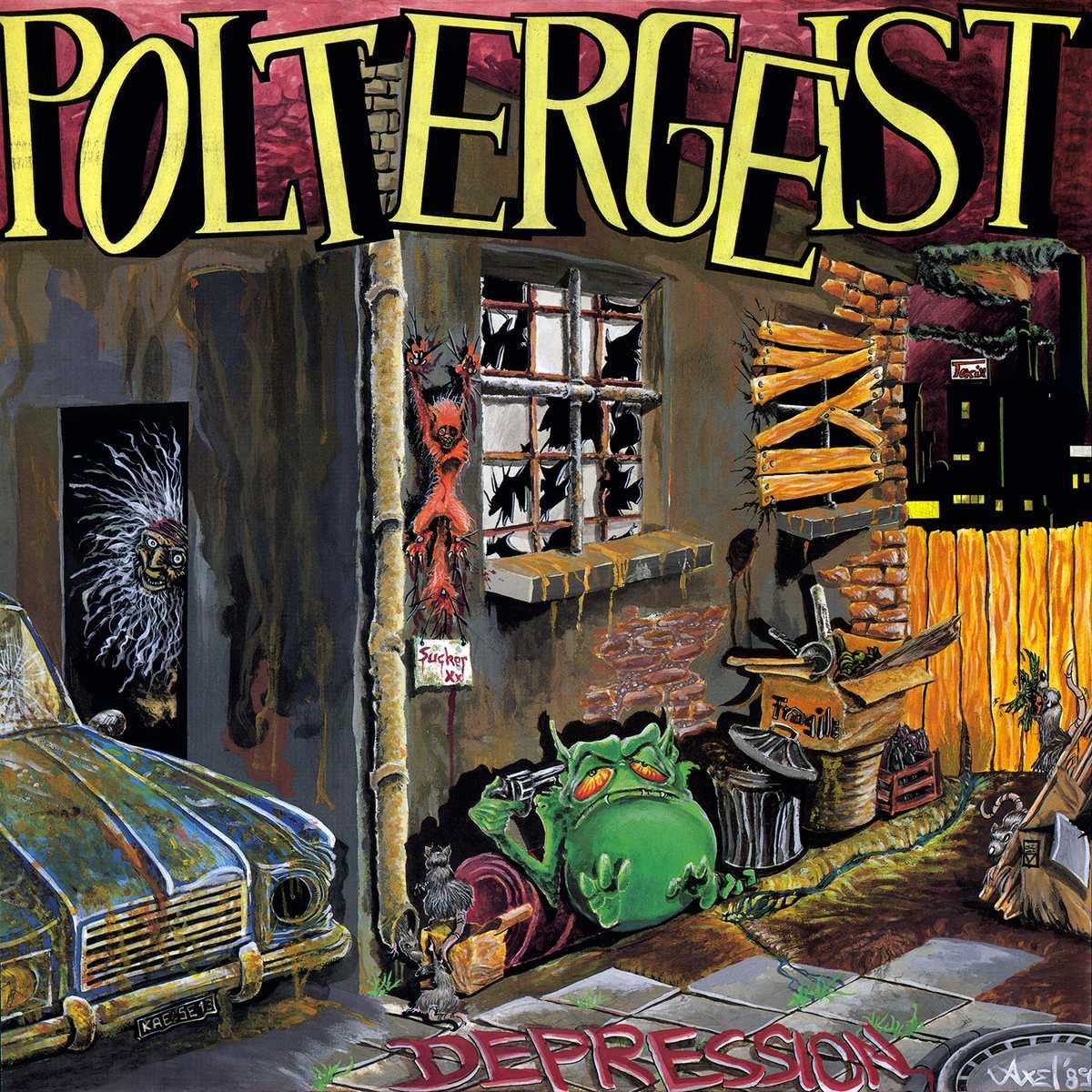 Poltergeist - Depression