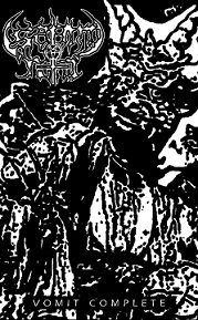Satanic Vomit - Vomit Complete