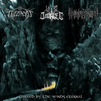 Lord Impaler / Dizziness / Hell Poemer - Carved by the Winds Eternal