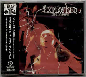 The Exploited - Live in Japan