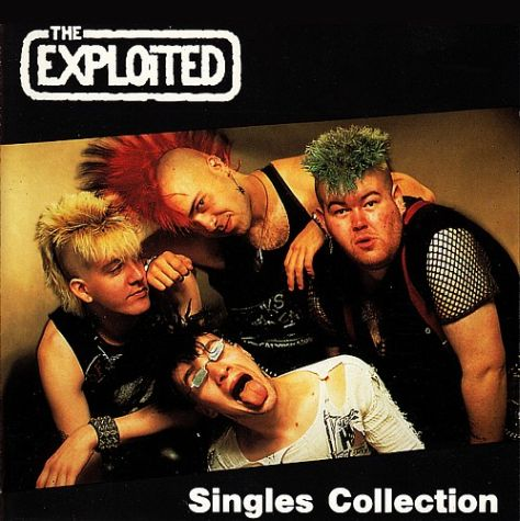 The Exploited - Singles Collection
