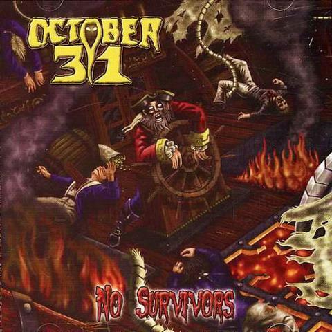 October 31 - No Survivors
