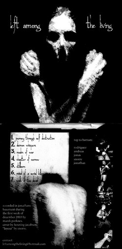 Left Among the Living - Demo 2004