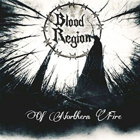 Blood Region - Of Northern Fire