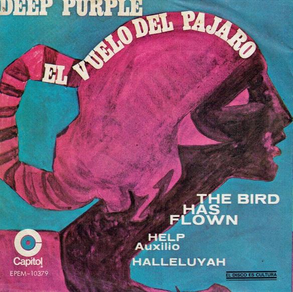 Deep Purple - The Bird Has Flown