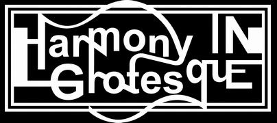 Harmony in Grotesque - Logo